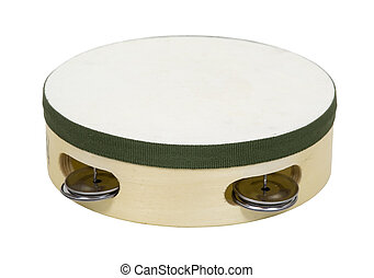 Tambourine is a hand percussion musical instrument that can...
