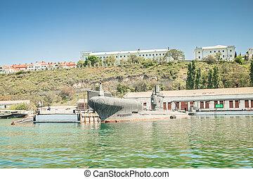 Sevastopol, navios
