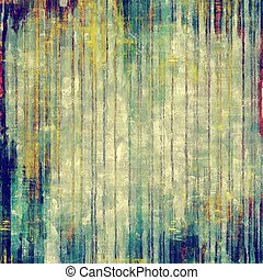 Background in grunge style. With different color patterns: yellow (beige); gray; green; blue