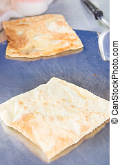 quot;Ro-tiquot; fried southern flat bread recipe - Ro-ti...