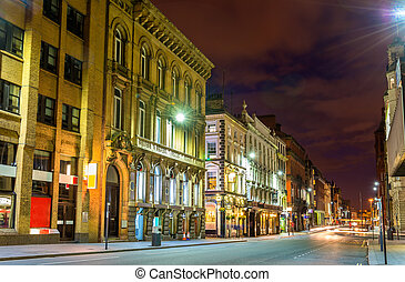 Dale Street, a street in the Commercial Centre of Liverpool, England