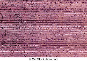 old historic brick wall