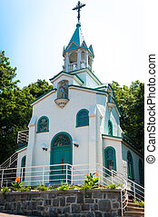 Smallest Church - This is the smallest Church in Qubec...