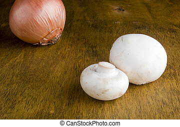 Agaricus - Mushrooms are used as an ingredient in many...