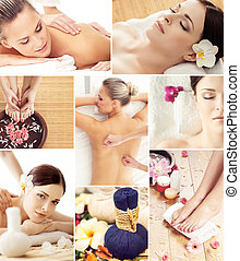 Traditional oriental rejuvenation treatments. Health care,...