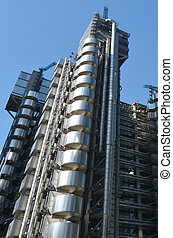 Lloyds Building - City of London UK - LONDON - MAY 13...