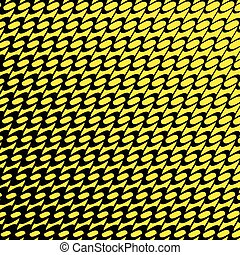 Abstract background, image with wavy, waving lines Random...