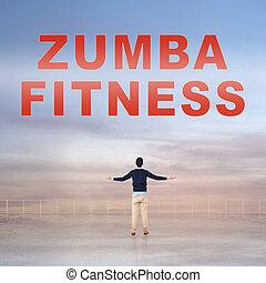 Zumba, condición física,