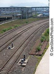 Rail Road Tracks