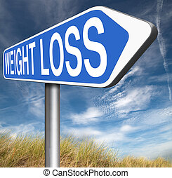 weight loss overweight loosing pounds and extra kilos go on...