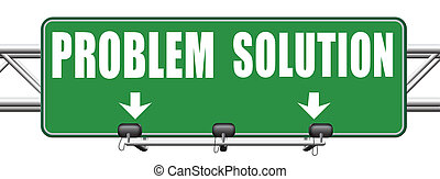 finding solution for problems