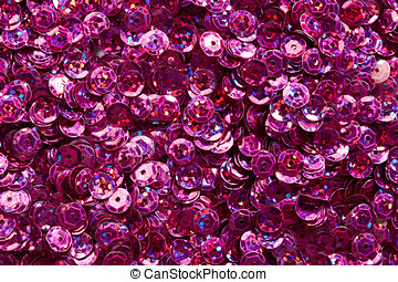 Sequins - Shine Purple sequins texture