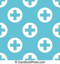 Medical sign pattern 1