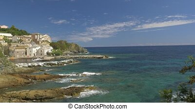 Marine de Pietracorbara,Corsica - 4K, Marine de...