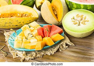 Melones,