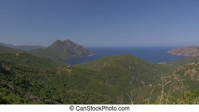 Galeria Viewpoint, Corsica - 4K, Galeria Viewpoint, Corsica,...