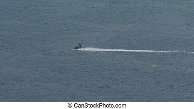 Jet Ski, Calvi, Corsica - 4K, Jet Ski, Calvi, Corsica,...