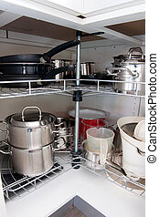 Pans in the kitchen - All cooking Pans in the kitchen...