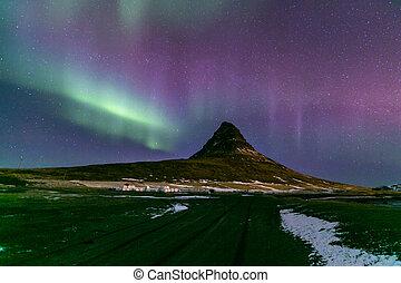 Northern Light Aurora Iceland - The Northern Light Aurora...