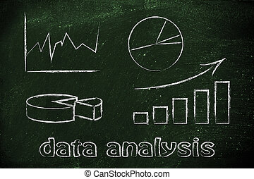 graphs and stats: business intelligence and data analysis