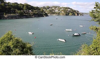 Boast Salcombe Devon England UK - Salcombe Devon England UK...