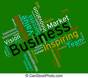 Business Words Means Importing Selling And Export - Business...