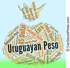 Uruguayan Peso Indicates Forex Trading And Currencies -...