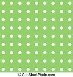 Abstract retro pattern with circle in green color