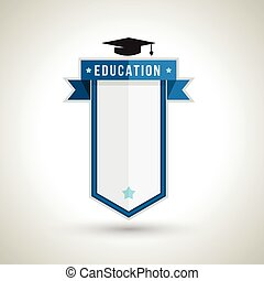 Education Badge Design for creating Study Plan, Schedule,...