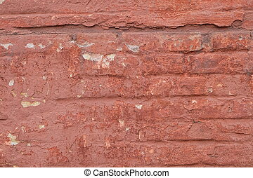 red wall