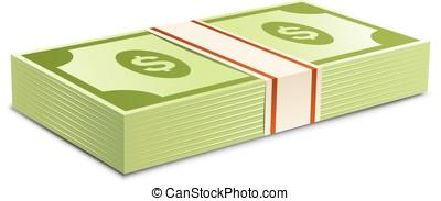 packs--dollars-money