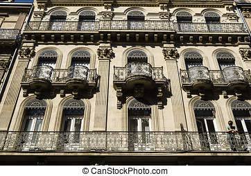 Toulouse, France - Architecture in Toulouse, France