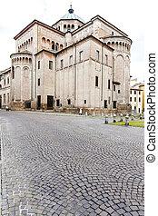 Parma Cathedral, Emilia-Romagna, Italy