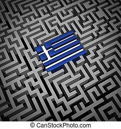 Grécia, crise,