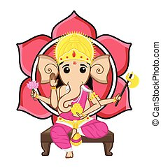 Hindu God - Ganesha