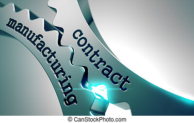 Contract Manufacturing on Metal Gears. - Contract...