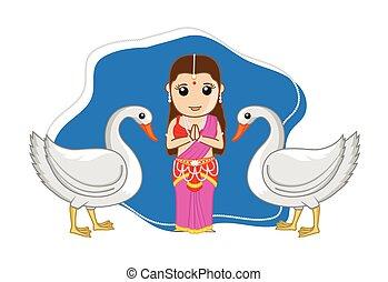 Sita clip art vector en illustratie zoek onder 45 sita clipart vector eps beelden van duizenden - Ongewoon behang ...