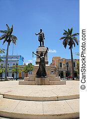Monument Jose Marti Matanzas Cuba - the Monument to Jose...