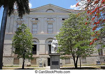 Teatro Sauto Matanzas Cuba - the Teatro Sauto in Matanzas,...