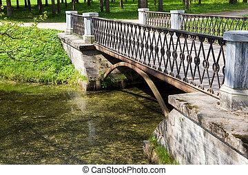The small old bridge