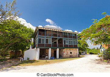 Pedro St. James Castle (1780) on Grand Cayman, Cayman Islands