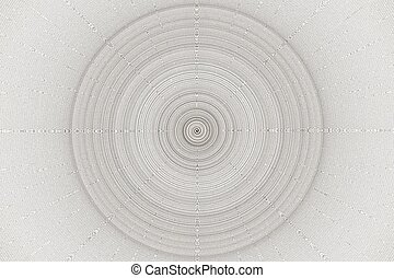 abstract spiral gray - abstract of gray spiral for...