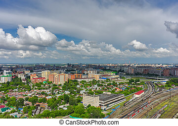 Management office of post transportations. Tyumen - Tyumen,...