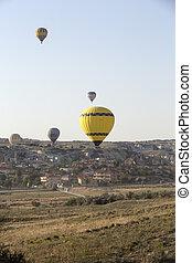 Cappadocia, TurkeyThe greatest tourist attraction of...