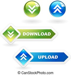 Download icon Usable for web design
