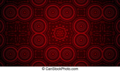 red abstract motion background - Festive red abstract...