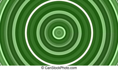 green loop motion background