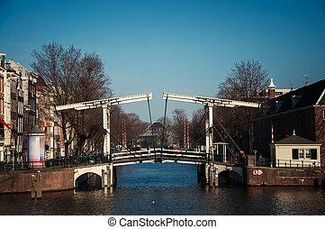 drawbridge, ,