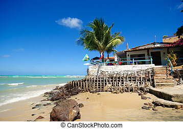 Restaurants in Paria da Pipa Brazil - Restaurants with a...