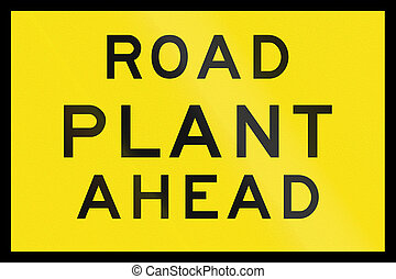 Road Plant Ahead in Australia - An Australian temporary...